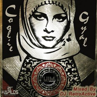 DJ RetroActive - Coolie Gal Riddim Mix [UIM Records] May 2012
