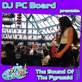 DJ PC Board - The Sound Of The Pyramid Vol10 (Tropic Costa Tribute)