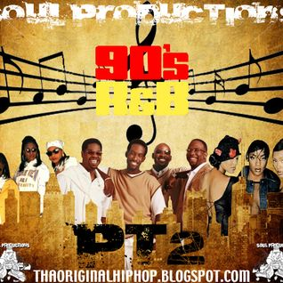 S.O.U.L. PRODUCTIONS PRESENTS - 90S R&B V2