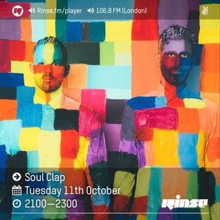 Soul Clap - Rinse FM (11-10-2016)