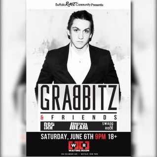 Notixx - Grabbitz & Friends DJ Set MIX - 6/6/15