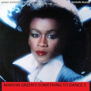"Marvin Green's soulful blend  ""Something to dance 2"""