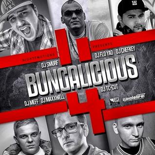 Bungalicious Vol. 4 | DJ MEFF