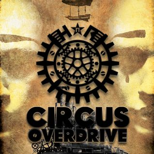 Stefan ZMK & War Is Inevitable @ Circus Overdrive - Amsterdam 2015 [acidcore|tekno|harcore|breaks]
