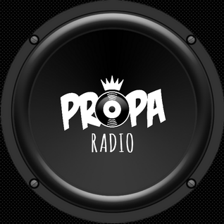 PROPARADIO006 - 20/06/11 (Feat. Slugabed Outlook Festival Guestmix)