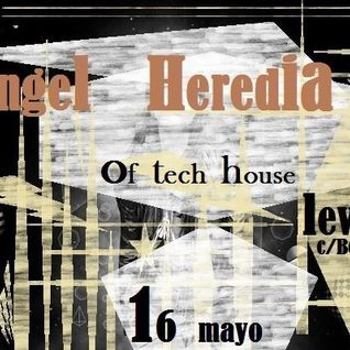 Angel Heredia @ Level Club (16-5-13)