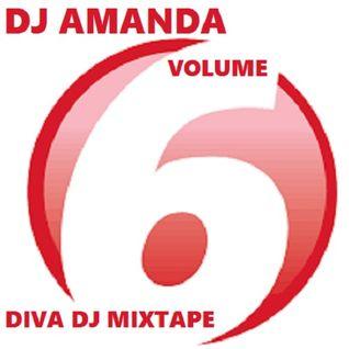 DJ AMANDA - DIVA DJ MIXTAPE 2015 VOLUME 6