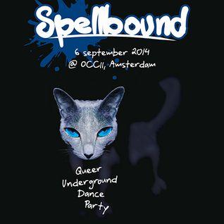 Spellbound @ OCCII (6 september 2014 - DJ Set Martijn)