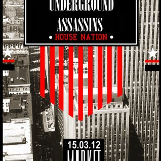 Supertape & Fabe - Underground Assassins promoset