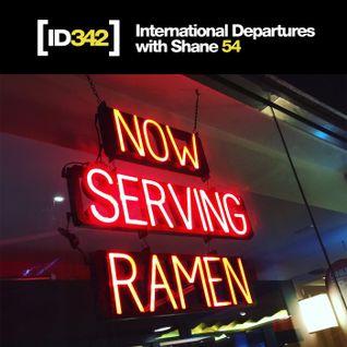 Shane 54 - International Departures 342