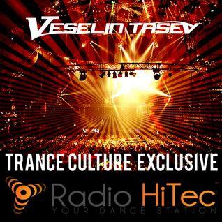 Veselin Tasev - Trance Culture 2016-Exclusive (2016-07-26)