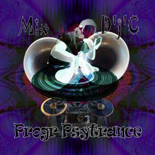 Mix D'j'C - Progr Psytrance N°14