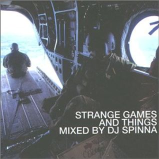 Strange Games & Things Vol. I & II by Dj Spinna/ BBE Records