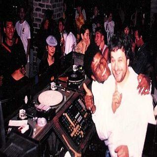Larry Levan & François Kevorkian @ Gold, Tokyo - 09.1992 - (The Harmony Tour)