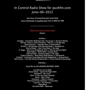 In Control Radio Show: Los Grandes Guest Mix