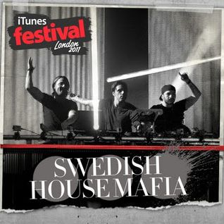 Swedish House Mafia - iTunes Festival (London UK)- 07.21.2011