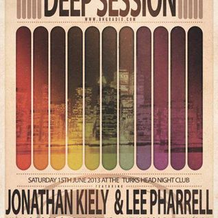 DEEP SESSIONS - BOXXEVENTS @ THE TURKS HEAD 15/06/2013