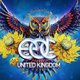 Electric Daisy Carnival UK 2016 mix