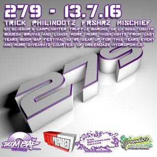 The Bottomless Crates Radio Show 279 - 13/7/16