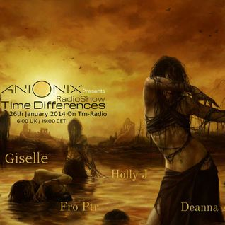 Ani Onix - Time Differences 114 [26th January 2014] On Tm-radio