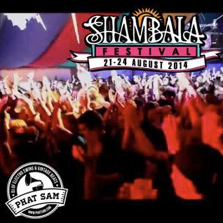 Shambala Festival - Phat Sam Live