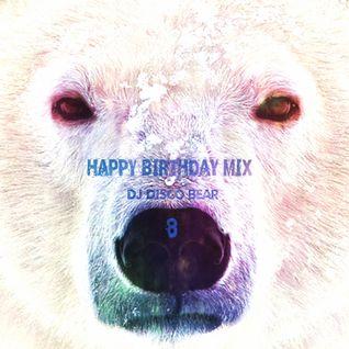 Disco Bear Happy Birthday Mix 8