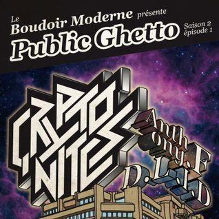 Public Ghetto dj-set @ White Club (2011.01.13)