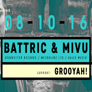 "intro 4 ""Battric&MIVU"" Live@Feedback Club, Niš - Serbia - 08.October 2016"