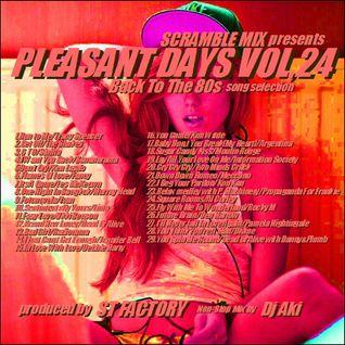Pleasant Days VOL,24
