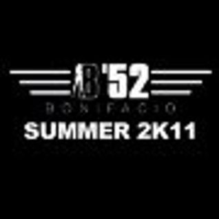 B'52 Bonifacio - Summer 2011 Essential Selection - mixed by Manu El Chino