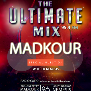 Nemesis - The Ultimate Mix Radio Show (053) 26/01/2016 (Guest Madkour)