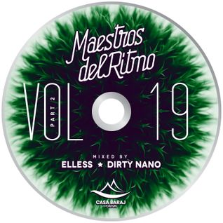 Maestros Del Ritmo vol 19 PONTON - Official Mix by Elless and Dirty Nano