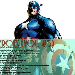 Heroes (Vol. #5)