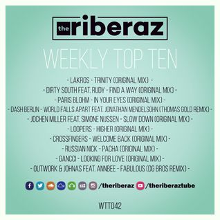 The Riberaz Weekly Top Ten 042