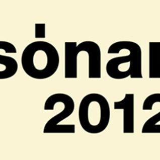 Simian Mobile Disco - Live @ Sonar 2012 (Barcelona) - 16.06.2012