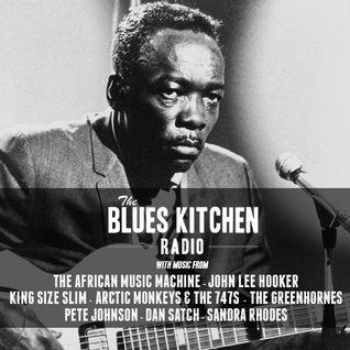 The Blues Kitchen Radio: Record Store Day Special - 21 April 2014