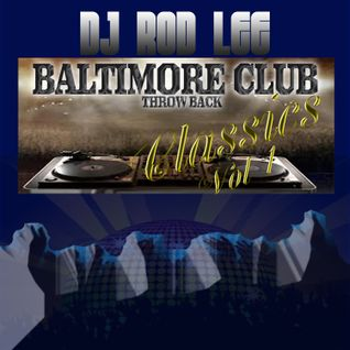DJ ROD LEE CLUB THROW BACK VOL#1