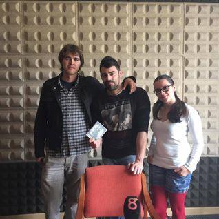 Stinkis presenta su nuevo disco en Arahal al día Magacín.