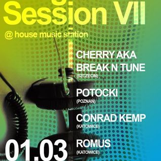 Conrad Kemp - I Burn Myself (DJ Set @ Progress Session VII for House Music Station)