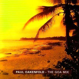 J.Bo Tape #9: Paul Oakenfold - The Goa Mix: Silver Mix - 18Dec1994 - PART 1