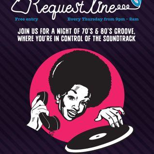 The Request Line Mix Vol.1