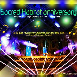 Tuxedo - Sacred Habitat Anniversary (TM Radio) [17.07.2013]