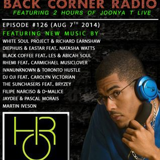 BACK CORNER RADIO: Episode #126 [VACATION EDITION] (Aug 7th 2014)