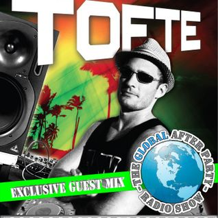 The Global After Party Radio Show 10-06-2012 HR 2 with DJ TOFTE.