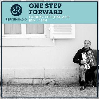 One Step Forward 13th June 2016