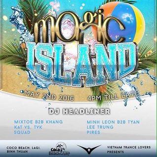 SQUAD - United Destination Chapter 7 - Magic Island Mixset