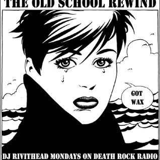 Dj RIVITHEAD - THE OLD SCHOOL REWIND