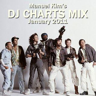 Manuel Kim DJ Charts January 2011