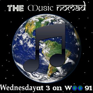 The Music Nomad - September 19, 2012 (With Guest Hafsa Ishraq of Pakistan)