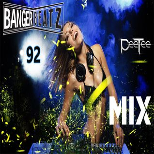 PeeTee Bangerbeatz 92 (New Best Club Dance Music Mix 2016)